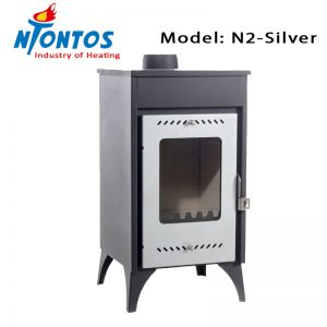 Energy Efficient Wood Stoves N.2-Silver thumb