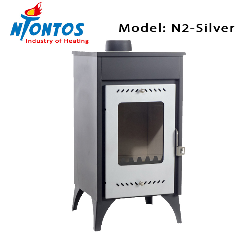 Energy Efficient Wood Stoves N.2-Silver
