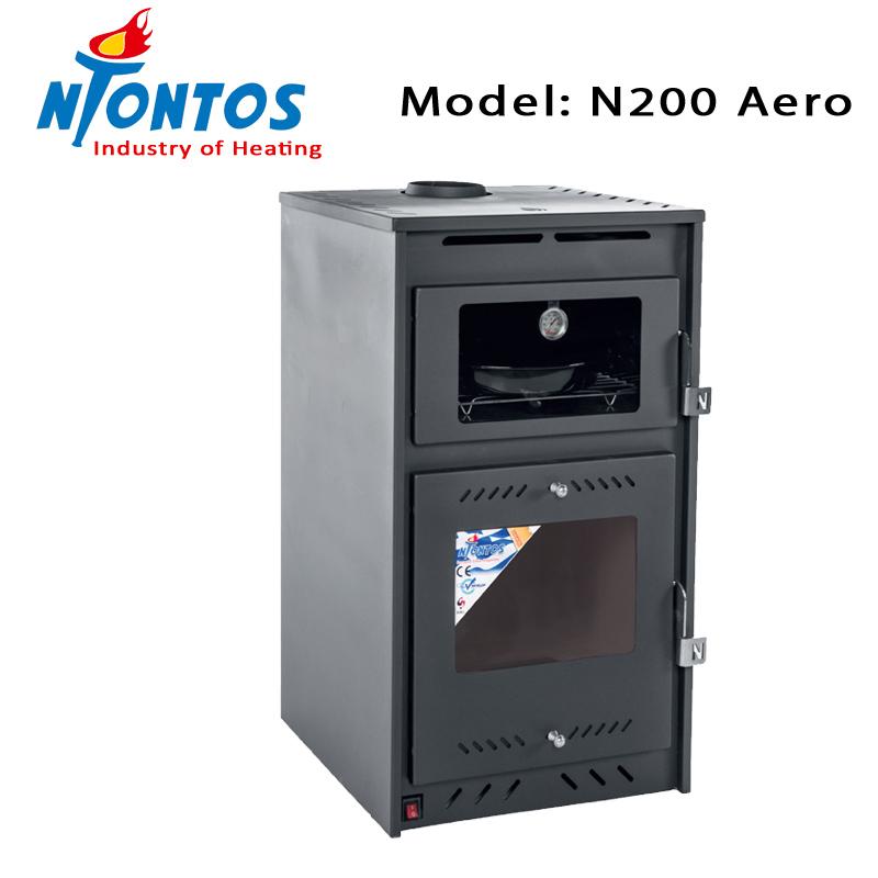 Air heaters Energy Stoves Ν200aero