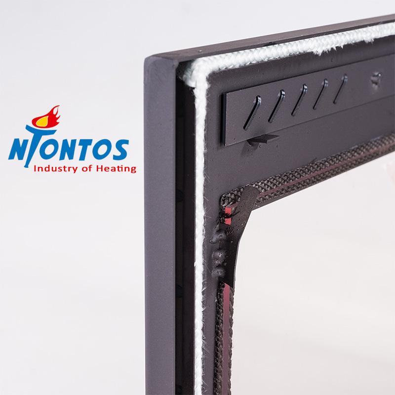 Complete Waterproofing With Fireproof Cords (Glass & Door)