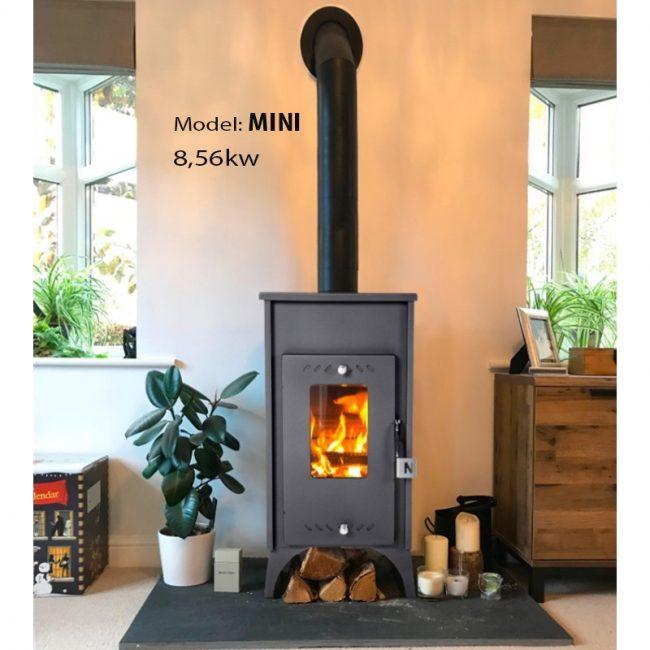 Energy Efficient Stoves wood: mini